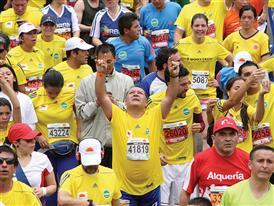 adidas y la media maratón de Bogotá; una alianza que crece 34