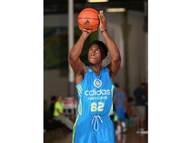 Stanley Johnson -  adidas Nations (day 1)