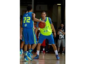 Austin Rivers - adidas Nations (day 3)