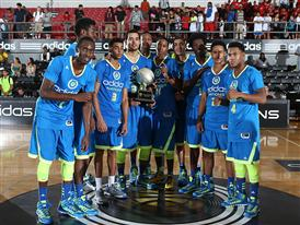 USA 2014 Blue Champions - adidas Nations (day 4)