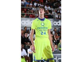 Stephen Zimmerman - adidas Nations (day 4)