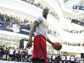 adidas D Howard Tour in Seoul, South Korea, 5