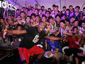 Dwight Howard and adidas Launch D Howard 4, Tip-Off Asia Tour 6
