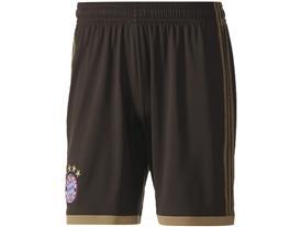FCB Away Shorts front