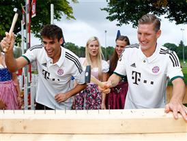 Trikot Launch FC Bayern München 2