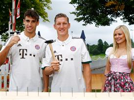 Trikot Launch FC Bayern München 4