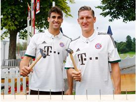 Trikot Launch FC Bayern München 5
