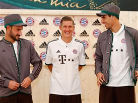 Trikot Launch FC Bayern München 11