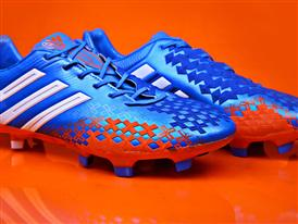 Predator Blue & Orange 16