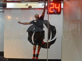 adidas D. Rose Tour in Beijing, China, 3
