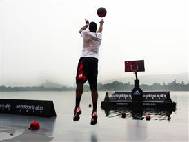 adidas D. Rose Tour in Hangzhou, China 2