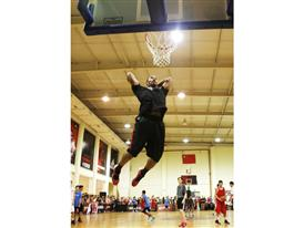 adidas D. Rose Tour in Dongguan, China 3