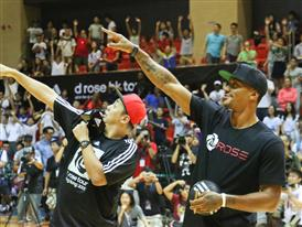 adidas D Rose Tour in Hong Kong, 3
