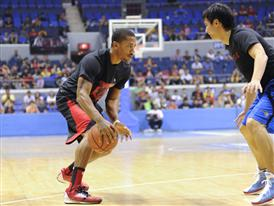 adidas D Rose Tour in Manila, Philippines 3