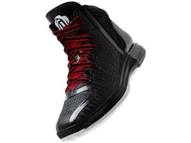 D Rose 4, Away, Front Angle, (G67399)
