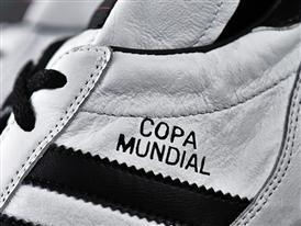 adidas White Copa Mundial