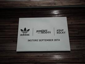 A$APRocky JeremyScott adidasOriginals