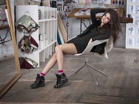 Selena Gomez global campaign for her adidas NEO Label winter collection