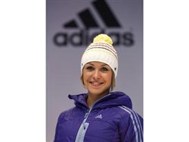 Magdalena Neuner Olympiamütze 1