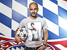 "Josep ""Pep"" Guardiola - 3"