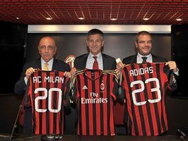 adidas e A.C. Milan annunciano l'estensione della partnership fino al 2023