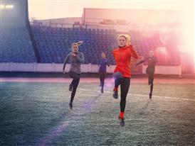 Pomysł na zimowy trening z Climawarm™ – adidas Women 2013