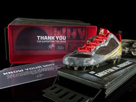 RGIII Veteran's Signature Cleat 8