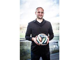 Matthias Mecking, Business Unit Director, adidas Football Hardware