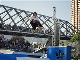 Global Pro de adidas Skateboarding 16