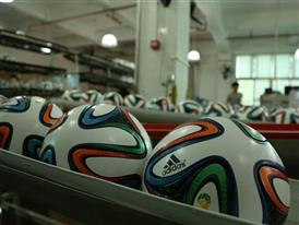 Collection of Brazuca Production Shots – Zip file