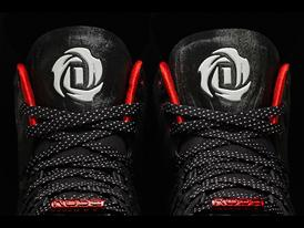 D Rose 4.5 Black, Detail 3