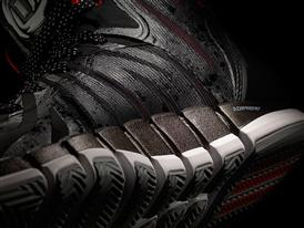 D Rose 4.5 Black, Detail 2