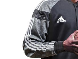 adidas NBA All-Star Warm-Up Detail 1 Clipped