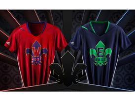 adidas NBA All-Star Jersey EAST WEST 2