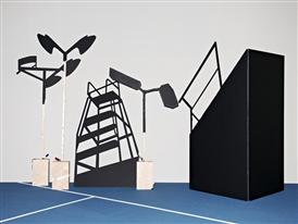 adidas by StellaMcCartney barricade AUS Open SS14