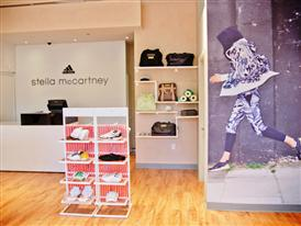 First Ever adidas by Stella McCartney Store Opens in the United States