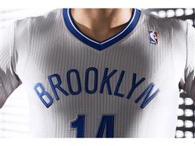 adidas Brooklyn Home Alternate Uniform 1
