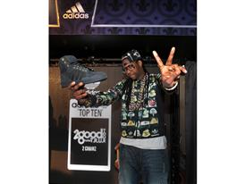 adidas in the Quarter - 2 Chainz