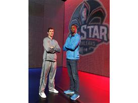 adidas in the Quarter - Harrison Barnes & Goran Dragic