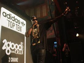 adidas in the Quarter (House of Blues) - 2 Chainz