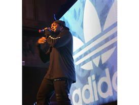 adidas in the Quarter (House of Blues) - Pusha T