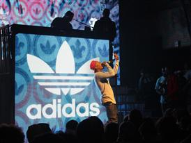 adidas in the Quarter (House of Blues) - YG