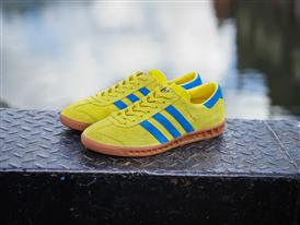 adidas Originals Hamburg Yellow