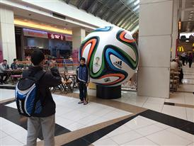 Brazuca @ Mall of Sofia