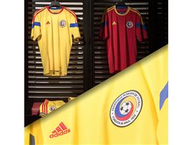 Echipament Nationala Home&Away yellow