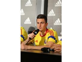 Florin Gardos in Echipamentul Nationalei