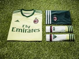 AC Milan 2014/15 Third Kit 9