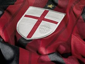AC Milan 2014/15 Home Kit 1