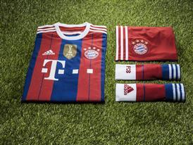 FC Bayern´s Home kit 1