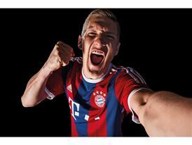 adidas FCB Trikot 3 Schweinsteiger